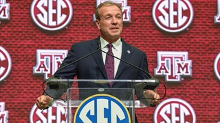 5 Takeaways from Texas A&M at SEC Media Days 2018