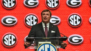 5 Takeaways from Georgia at SEC Media Days 2018