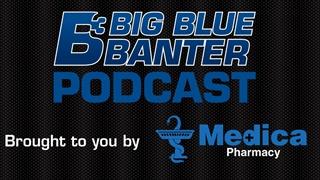 Big Blue Banter Football Podcast: Media & Fan Day Recap, QB Controversy and OSU Scandal