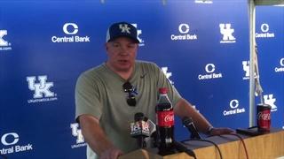 Head Coach Mark Stoops Pre-Mississippi State Presser