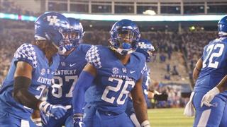 Kentucky Dominates Mississippi State 28-7