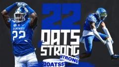 Kentucky to Honor LB Chris Oats Throughout the Season