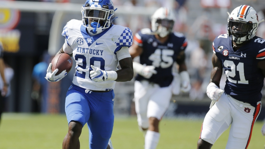 Cats Derail in Second Half to Fall to Auburn 29-13