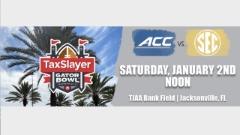 Kentucky Accepts Bid to TaxSlayer Gator Bowl